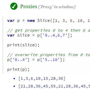 javascript slice object keys